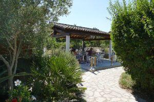 Accès snack, piscine, terrasse
